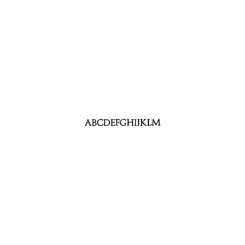 Tipo Letras N. 568  _3 Mm._