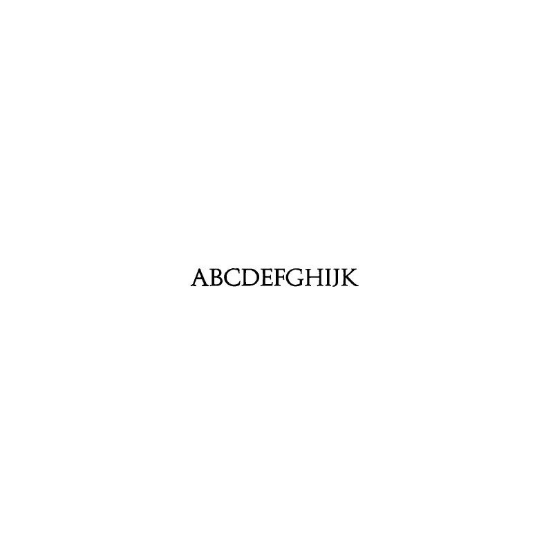 Tipo Letras N. 569  _4 Mm._